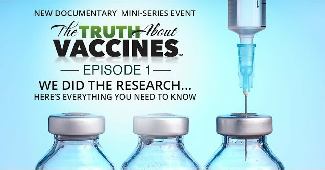 The truth about vaccines docu-series.
