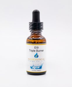 NES Thyroid/Triple Burner Integrator (EI-9) Infoceutical - bioenergetic remedy for naturally restoring healthy mind body patterns, by removing energy blockages and correcting information distortions in the body field.
