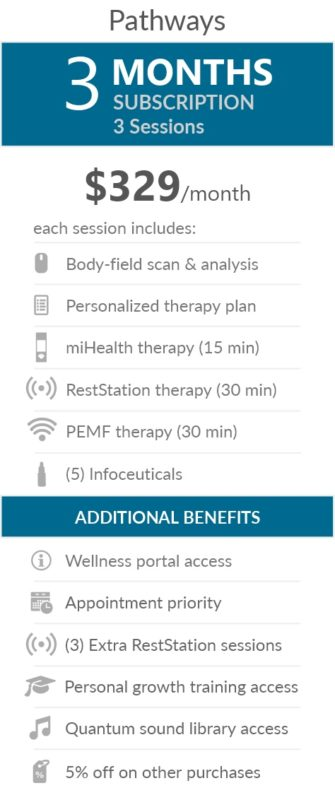 Juneva Health Total Wellness Plan - Pathways - is a 90-day program created together with Pathways for Veterans, and is designed to provide the men and women of our military access to complimentary alternative healing modalities, such as bioenergetic and vibroacoustic therapy (VAT), that can help them re-purpose themselves in mind, body and spirit.