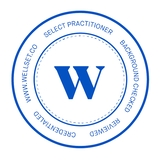 WellSet select practitioner logo.