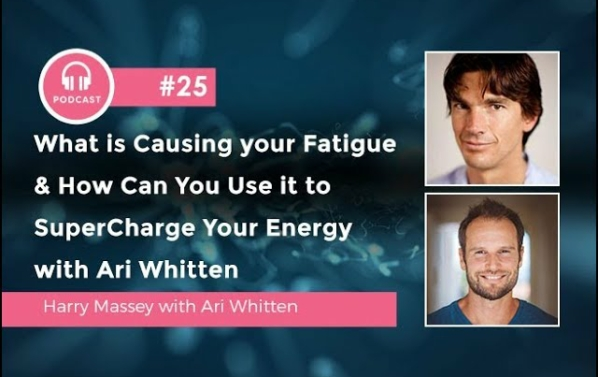 What is causing your fatigue? - a supercharged podcast.