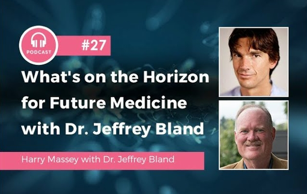 What's on the horizon of future medicine? - a supercharged podcast.