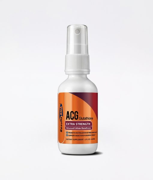 ACG Glutathione Extra Strength 2oz - #1 advanced cellular glutathione for promoting the body's ability to neutralize free radicals and reduce oxidative stress; the foundation of overall health and wellbeing.