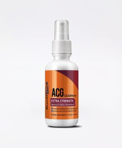 ACG Glutathione Extra Strength 4oz - #1 advanced cellular glutathione for promoting the body's ability to neutralize free radicals and reduce oxidative stress; the foundation of overall health and wellbeing.