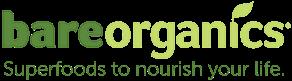 BareOrganics logo.