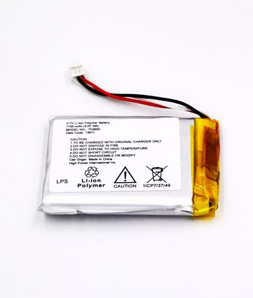 NES miHealth battery.