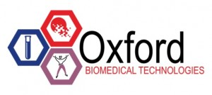 Oxford Biomedical Technologies logo.