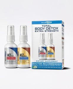 Total Body Detox Extra Strength 2oz - #1 system providing exceptional support for natural detoxification and inflammatory response; reinforcing the body's ability to neutralize oxidative stress.