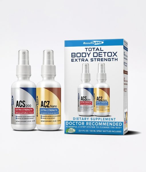 Total Body Detox Extra Strength 4oz - #1 system providing exceptional support for natural detoxification and inflammatory response; reinforcing the body's ability to neutralize oxidative stress.