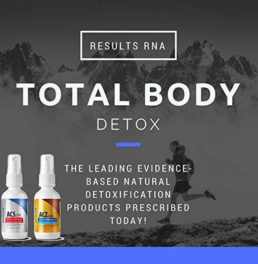 Total Body Detox Extra Strength - #1 system providing exceptional support for natural detoxification and inflammatory response; reinforcing the body's ability to neutralize oxidative stress.