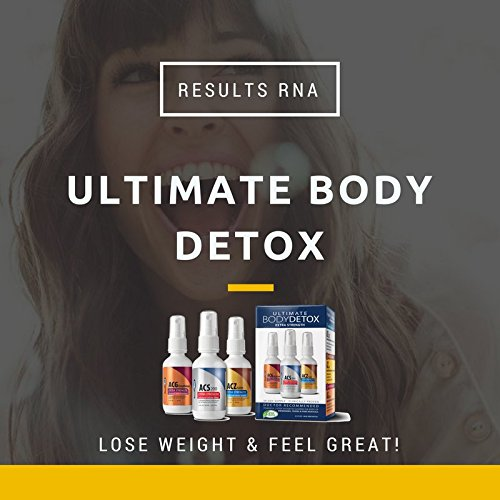 Weight control with the Ultimate Body Detox Extra Strength.